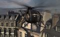 Littlebird in Paris MW3