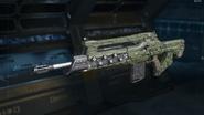 M8A7 Gunsmith Model Jungle Camouflage BO3