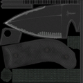 Throwing Knife texture MW3