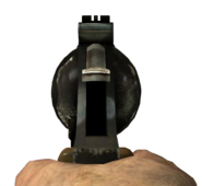 .357 Magnum Iron Sights WaW