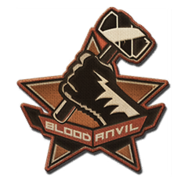 Blood Anvil Patch IW