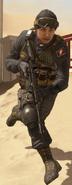 SDC Soldier Assault Rifle BOII