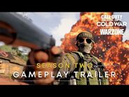 Season Two Gameplay Trailer - Call of Duty®- Black Ops Cold War & Warzone™