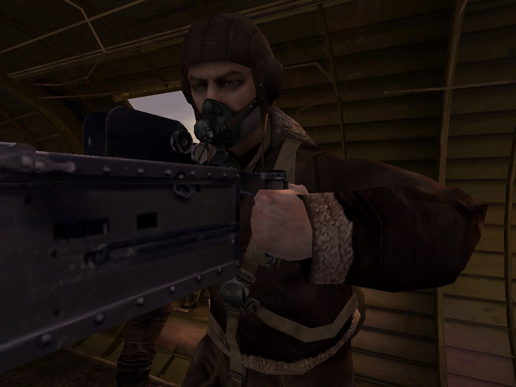 Второй стрелок (United Offensive)