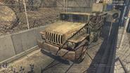 Cod mw 2 MP Scrapyard Ural4320