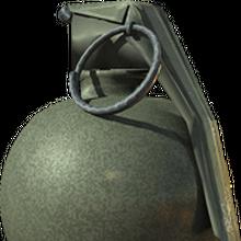 Frag Grenade menu icon MW3.png