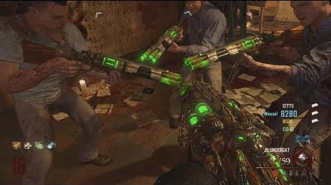 Most Wonder Weapons Ever Gameplay! Mob of the Dead Black Ops 2 Zombies