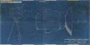 Violet Ray Device Blueprint IWZ