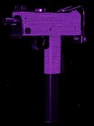 MAC-10 Plague Diamond Gunsmith BOCW