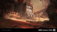 Mars Building by Benjamin Last IW