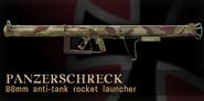 Panzerschreck menu icon COD3