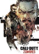 Takeo Masaki Yoji Shinkawa Poster BO3