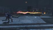 Weasel throwing Hell's Retriever MotD BOII