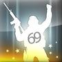 69 gwiazd