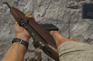 M1A1 Carbine Inspect 2 WWII