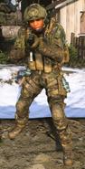 MW19 SAS Mil-SIm Rifle Woodland