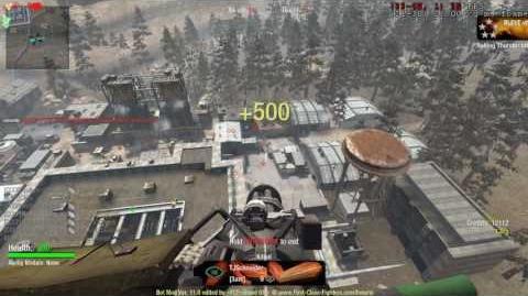 Call of Duty Black Ops - Chopper Gunner Demonstration