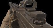 M249 SAW Red Dot Sight MWR