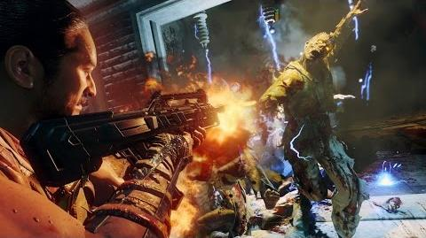 "Official Call of Duty® Black Ops III - ""The Giant"" Zombies Bonus Map Gameplay Trailer"