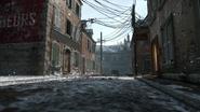 Winter Carentan View 3 WWII