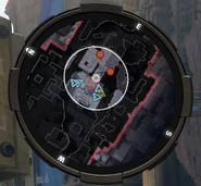Call of Duty Black Ops 4 Сенсорный дротик в работе