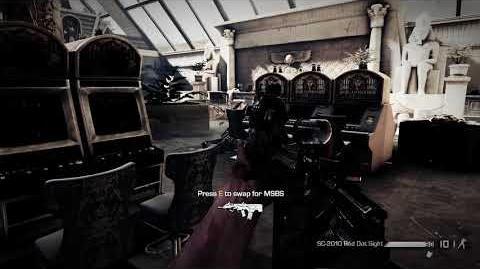 Call of Duty Ghosts Walkthrough - Sin City (Part 14)