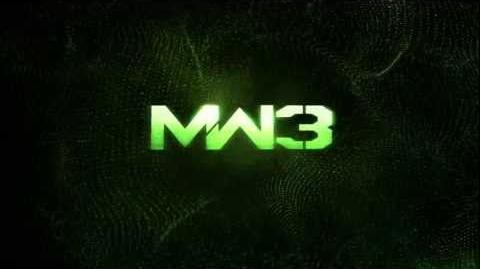 Call of Duty Modern Warfare 3 -