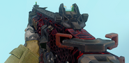 ICR-1 First Person Red Hex Camouflage BO3