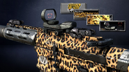 Leopard Personalization Pack Detail CoDG
