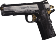 M1911 .45 Competition MWR