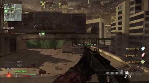 MW2 Hidden Gamemode - One Flag CTF