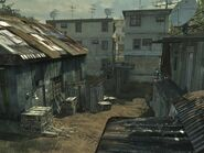 Alley Mission MW3