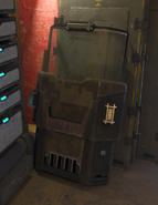 Assault Shield Prop BO3
