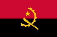 Drapeau de l'Angola