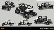 Moon buggy concept IW