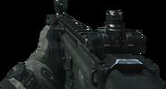 SCAR-L Silencer MW3