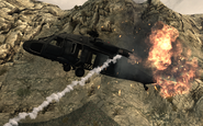 Shadow Company Blackhawk going down Just Like Old Times MW2
