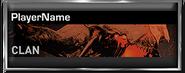 CoDG MDLC 4 Extinction Playercard