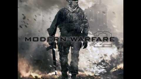 CoD Modern Warfare 2 TF141 Spawn Soundtrack Full Version