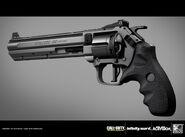 Stallion .44 3D model concept art 4 IW