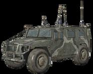 GAZ-2975 Paris model MW3