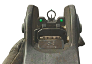 K7 iron sights CoDG