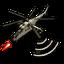 Remote Turret HUD icon MW3