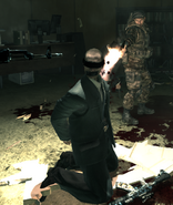 U.S. Vice President getting killed