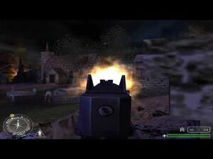 Call of Duty (2003) - Burnville (American Missions) -4K 60FPS-