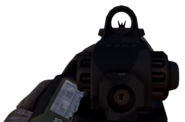 FAL Iron Sights MW2