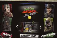 Dead Ops Arcade locked menu BOZ