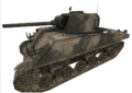M4 Sherman camouflage WaW