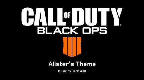 Official Call of Duty® Black Ops 4 – Alister's Theme