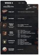 TheResistance Week3 Calendar WWII